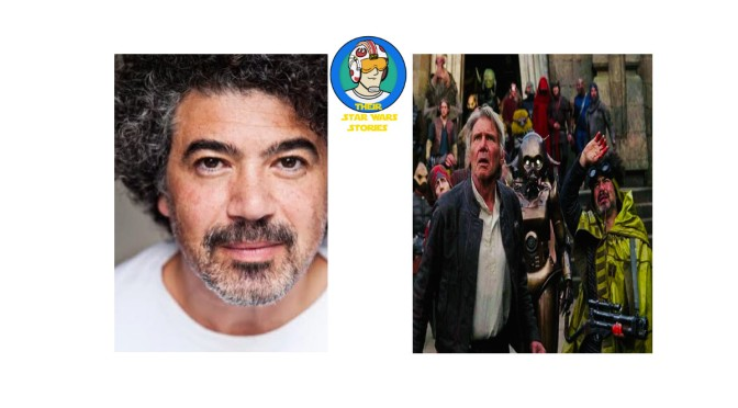 Miltos Yerolemou – His Star Wars Story